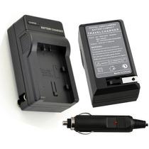 Carregador De Bateria P/ Filmadora Samsung Ia-bp105r Smx-f54