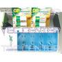 Kit Carregador De Pilhas Aa/aaa/c/d/9v Flex + 4 Baterias C