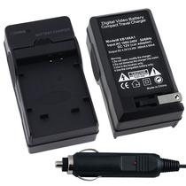 Carregador P/ Câmera Digital Sony Dsc-s750 Dsc-s780 Np-bk1