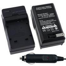 Carregador P/ Câmera Digital Sony Dsc-s950 Dsc-s980 Np-bk1