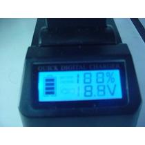 Carregador Np- F970 P/ Sony Np-f570 F770 F330 Bc-v615 Mavica