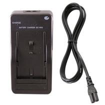 Carregador Compatível Sony Bc-v615 P/ Baterias Np-f550 F960