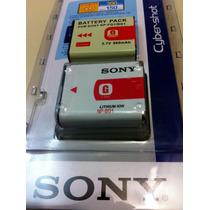 Lote Baterias/carregadores Orig.cameras Fotográf. Sony K/g