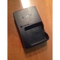 Carregador De Bateria Câmera Sony Cyber-shot Modelo: Bc-csgc