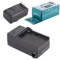 Carregador De Bateria Np-fh100 Sony Dcr- Sr82 Sr85 Sr90 Sr10