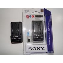 Carregador Sony Bc-trv Np-fh50, Fv50, Fv70, Fv100