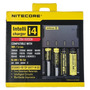 Carregador Inteligente Nitecore I4 Pilha E Bateria - Sulacap