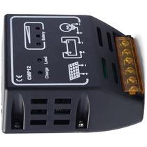 10a Solarpanel Controlador De Carga Regulador Converter Inve