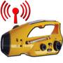 Carregador Solar C/ Radio Lanterna E Dínamo P/ Celular E Mp5