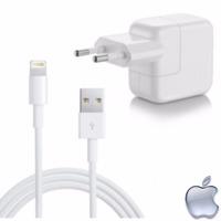 Kit Carregador Adaptador + Cabo Original Apple Iphone 6 5s