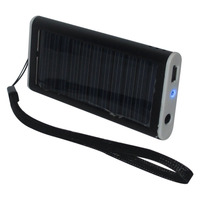 Carregador Solar P/ Celular Mp3 Ipod Mp3 Maquina Digital Mp4