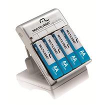 Carregador Multilaser De Pilhas Ni-mh E Ni-cd Cb054