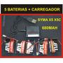 Bateria Para Syma X5c - X5 - X5sw 5x + Carregador 680mah