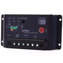 Controlador De Carga Painel Solar 30a-12/24v Pronta Entrega!