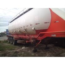 Vendo / Alugo Carreta Silo Randon 42 E 30m³-cebolão Cimento