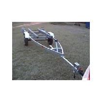 Carreta P/ Barco 360kg - Free Hobby - Reboque