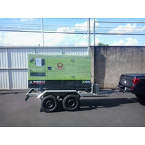Carreta Reboque Gerador Energia Compressor Conteiner
