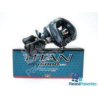 Carretilha Nova Titan 6000 Super Rapida Marine Sports