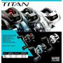 Carretilha Marine Sports Titan Gto 12000 Super Rápida 7.3:1