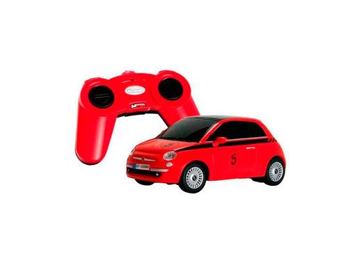 Carrinho Controle Remoto Fiat 500 7 Funções 1/24