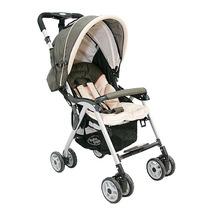 Carrinho De Bebê Berço E Passeio Alumínio Baby Style