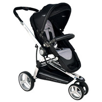 Carrinho Bebê Lenox Travel System Compass Ii + Bebê Conforto
