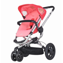 Carrinho De Bebê Quinny Buzz 3 Rodas Cv155bfxkt1 - Rosa
