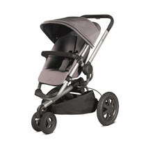 Carrinho De Bebê Quinny Buzz Xtra Stroller - Cinza Escuro