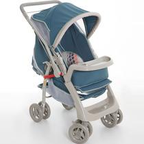 Carrinho De Bebê Pegasus Verde Hortelã - Galzerano - 4babies