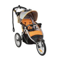Carrinho De Bebê Jeep Overland Stroller 3 Rodas - Amarelo