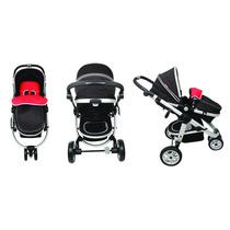Carrinho Absoluto - Dardara Com Bebê Conforto 12x S/ Juros
