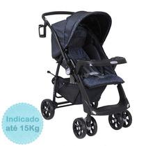 Carrinho De Bebê At6 - Netuno Preto Burigotto