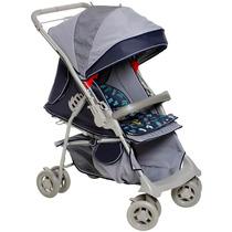 Carrinho De Bebê Galzerano Maranello Azul