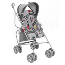 Carrinho De Bebê Galzerano Reversível Formula Baby