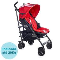 Carrinho De Bebê Mini Buggy - Blazing Red Easywalker