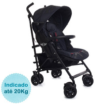 Carrinho De Bebê Mini Buggy - Black Jack Easywalker