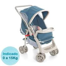 Carrinho De Bebê - - Pegasus - Verde Hortelã Galzerano