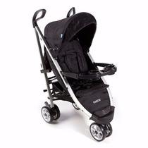 Carrinho De Bebê Triciclo 3 Rodas Umbrella Deluxe Cosco !