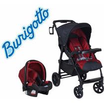 Carrinho Bebê Travel System Conj. Módulo Atimo - Burigotto