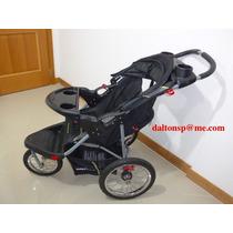 Carrinho De Bebê 3 Rodas Baby Trend Expedition Jogger .