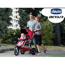 Carrinho Bebê Chicco Jogging Traveller System