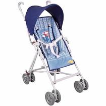 Carrinho De Passeio Bebê Modelo Guarda Chuva Hercules Novo