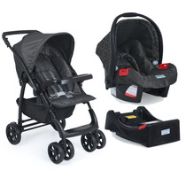Carrinho Bebe Travel System Burigotto Tempus Oxford