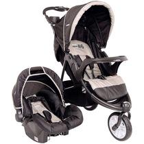 Carrinho Fox Kiddo Triciclo Bebê Conforto Travel System