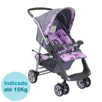 Carrinho De Bebê Rio Plus Reversível - Nina Burigotto