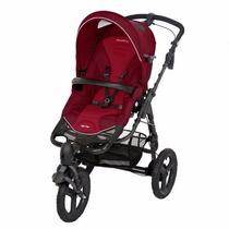 Carrinho De Bebê Travel System High Trek Vermelho