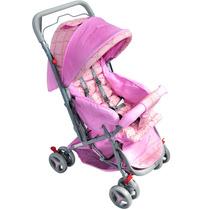 Carrinho De Passeio - Color Baby Rosa