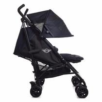 Carrinho De Bebê Mini Buggy Black Jack Easywalker Frete Grat