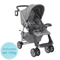 Carrinho De Bebê At6 - Napoli Burigotto