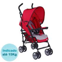 Carrinho De Bebê Sunshine - Red Burigotto